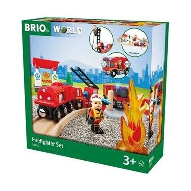Brio  ıtfaiyeci Seti ABR33815 Renkli